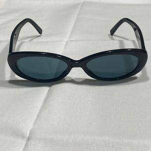 Vintage Trussardi Black Sunglasses! Super Fab! 🕶